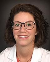 Headshot of Agnes Balla, MD Pathology, UVM Medical Center