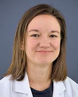 Headshot of Katherine J. Anderson, MD, Hospitalist at UVM Medical Center