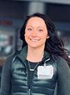 Headshot of former pharmacy resident, Krisi Stemple