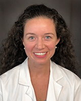Headshot of Amalia Kane, MD, a primary care physician at the UVM Medical Center