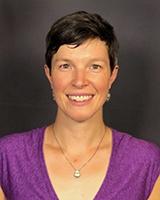Headshot of Ashley Weisman, MD, emergency medicine physician at UVM Medical Center