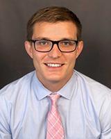 Headshot of Christian Pulcini, MD, emergency medicine physician at UVM Medical Center