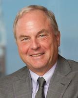 Headshot of trustee John Brumstead