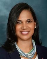 Headshot of UVMHN trustee Kara Walker.