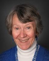 Headshot of trustee Virginia Hood