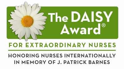 The Daisy Award Graphic