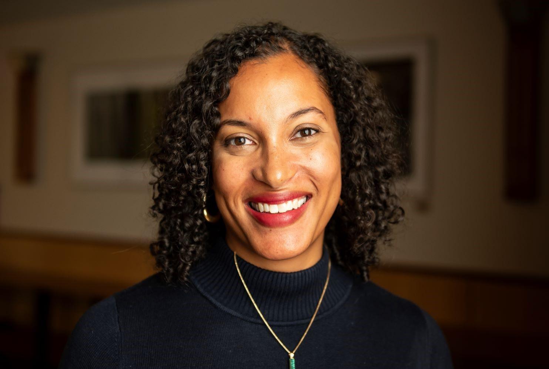 A headshot of Dr. Marissa Coleman