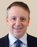 Headshot of urologist Kevan Sternberg, MD, at UVM Medical Center.