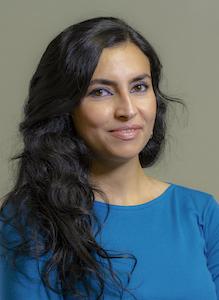 Headshot of Manal El Daouk, MD of UVM Medical Center