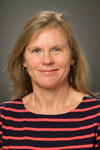 Headshot of Wendy McKinnon, MS, CDC, of UVM Medical Center.
