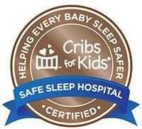 Cribs for Kids Logo