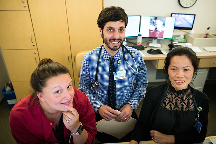 UVM Medical Center - Job Areas