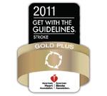 American Heart Association Gold Plus Award