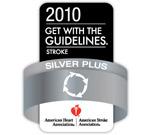 American Heart Association/American Stroke Association Silver Plus Award