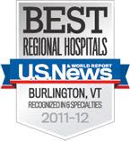 US News World Report best hospital