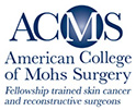 Moh's Surgery Logo