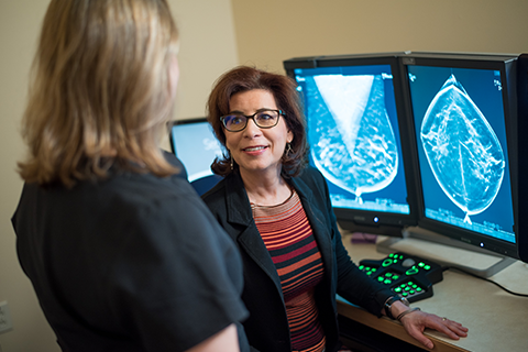 Breast Imaging & Mammograms