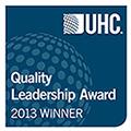 UHC Quality Leadership Award