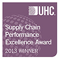 UHC Supply Chain Exellence Award