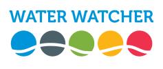 Office logo of water watcher
