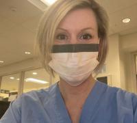 CVMC Nurse Lisa Walton