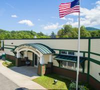 Elizabethtown Community Hospital (ECH) Exterior
