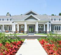 McClure Miller VNA Respite House exterior
