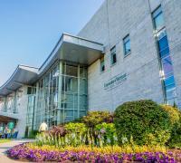 UVM Medical Center - Facility Exterior